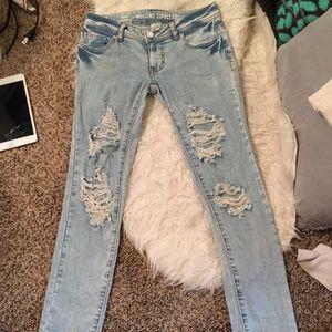 Target jeans sz 1